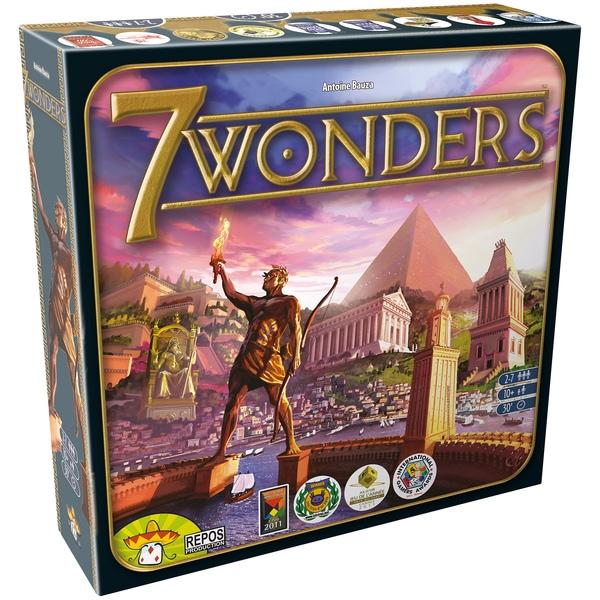 7 Wonders. Jeu de société
