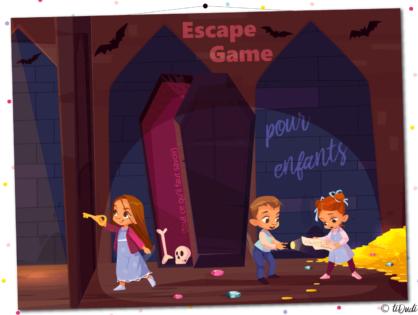 Escape game enfant : tout ce qu'il faut savoir sur les jeux d'évasion pour enfants